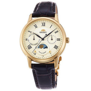 ORIENT Sun & Moon Quartz Ladies' RA-KA0003S00B