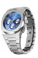 Load image into Gallery viewer, D1 MILANO CHRONOGRAPH 41.5 MM IONIC BLUE CHBJ02