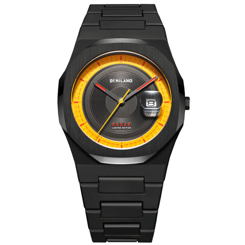 D1 MILANO x KODAK KODACHROME ANALOG WATCH LIMITED EDITION
