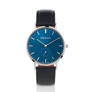 ROSSLING & CO. CLASSIC 40MM - BLUE