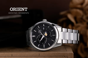 ORIENT Contemporary Sun & Moon RA-AK0302B10B