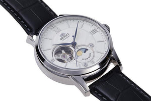 ORIENT Sun & Moon Open Heart RA-AS0005S00B