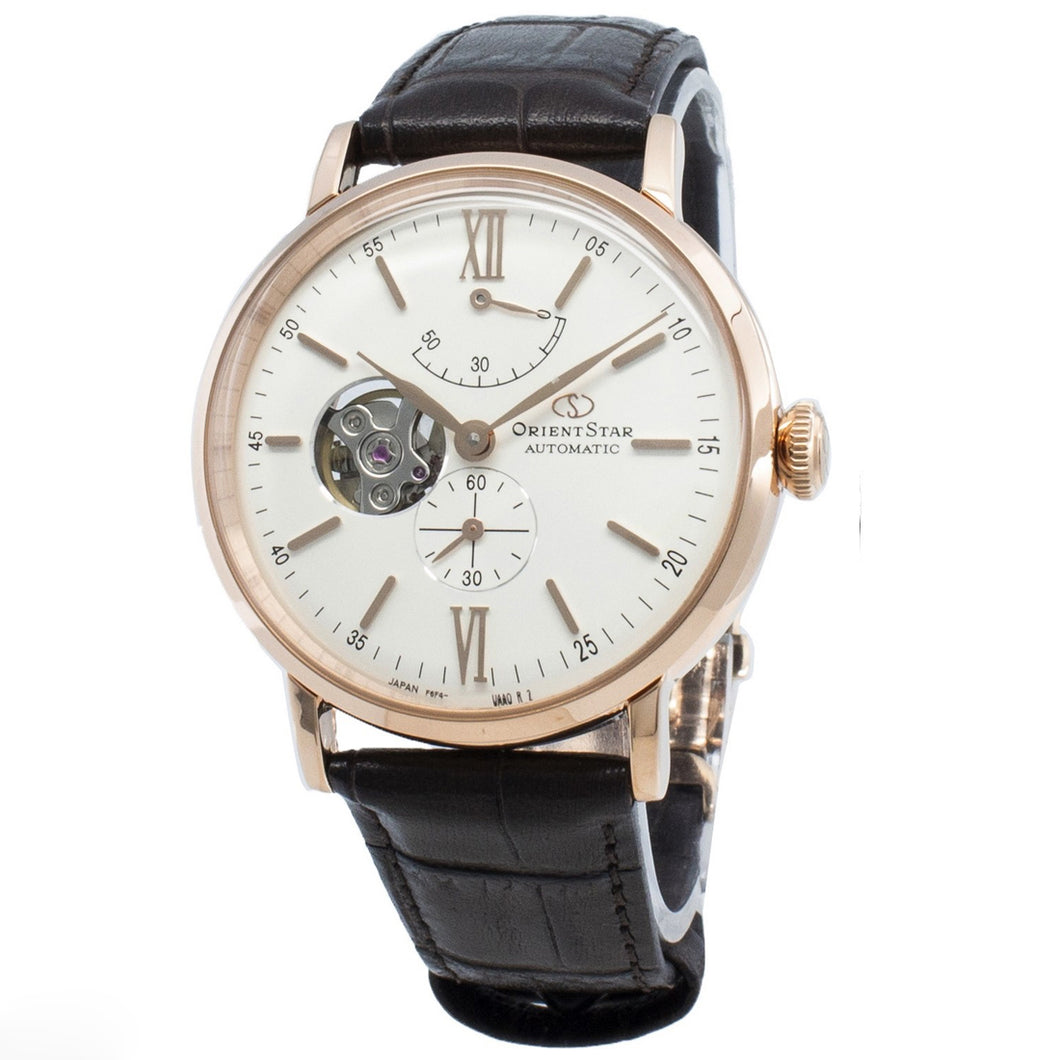 ORIENT STAR Semi Skeleton Automatic RE-AV0001S00B