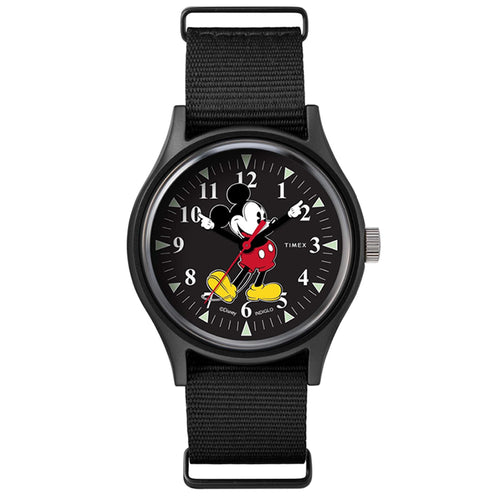 TIMEX x Mickey Mouse x Milk 三方聯乘別注 TW2T53700