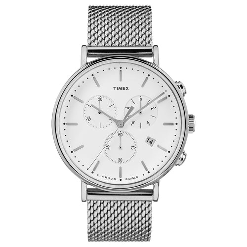 TIMEX Fairfield Chrono 41mm TW2R27100