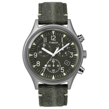 Load image into Gallery viewer, TIMEX MK1 Steel Chronograph 42mm TW2R688