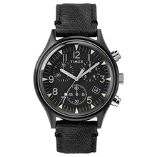Load image into Gallery viewer, TIMEX MK1 Steel chronograph 42mm TW2R687