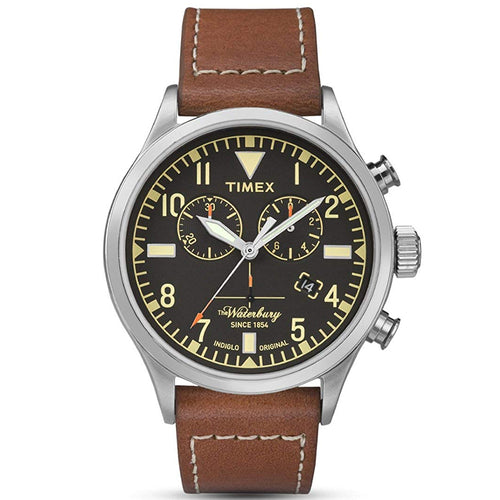 TIMEX X RED WING THE WATERBURY TW2P84300