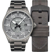 Load image into Gallery viewer, AVI-8 LAFAYETTE CHRONOGRAPH AV-4073-44