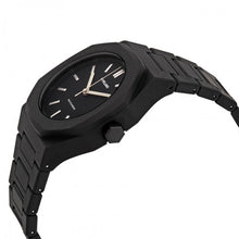 Load image into Gallery viewer, D1 MILANO POLYCARBON BLACK DIAL PCBJ02