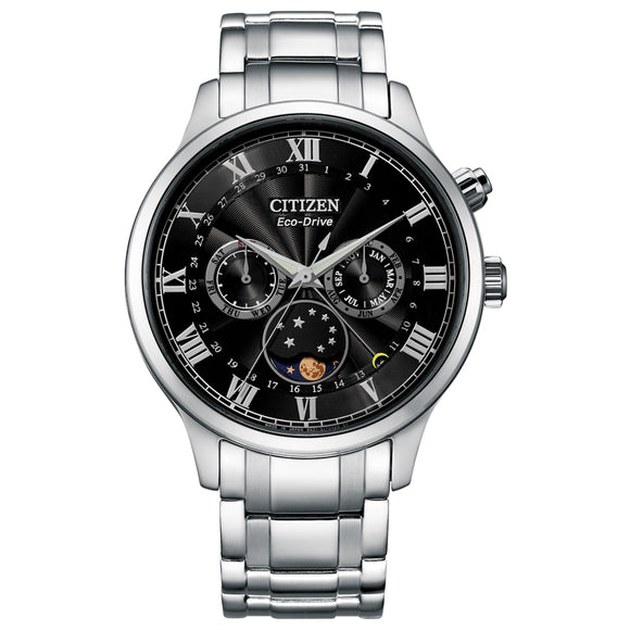 CITIZEN Eco-Drive Moon Phase AP1050-81E (預訂進行中,13-15 APR 2021到貨)