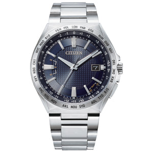 CITIZEN Attesa Radio Controlled Eco-Drive CB0210-54L