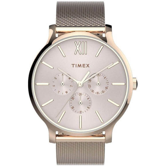 TIMEX Transcend™ Multifunction 38mm TW2T74500