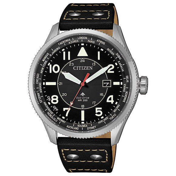 CITIZEN Promaster Eco-Drive Nighthawk BX1010-02E