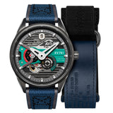 AVI-8 Hawker Harrier II BLUE NYLON LIMITED EDITION AV-4074-XV741