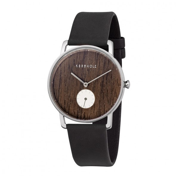 KERBHOLZ FRIDA WALNUT- MIDNIGHT BLACK