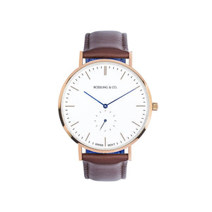 ROSSLING & CO. CLASSIC 40MM - GOLD