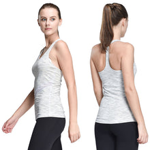 Women Yoga Vest Shirt Sleeveless Dyeing Running Tops Fitness Vest for Gym Jogging Yoga Vest Woman Plus Size