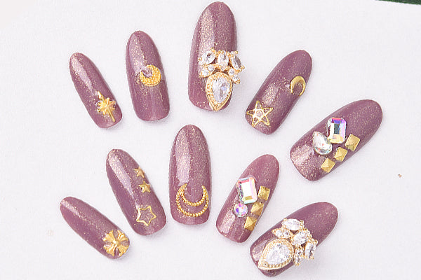 weatuuy nails design