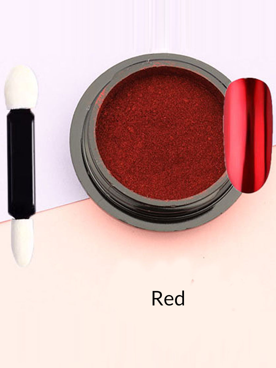 red mirror powder