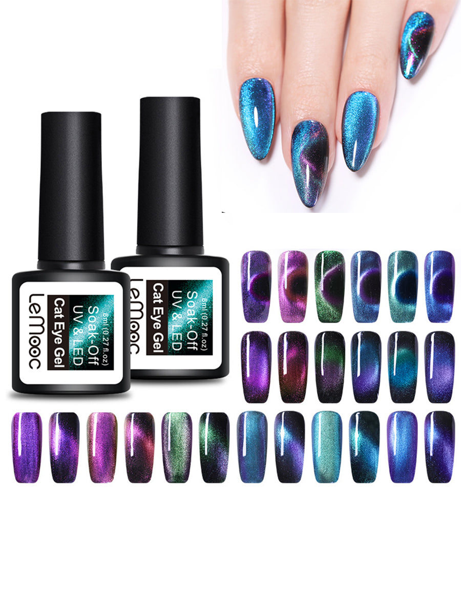 5D Cat Eye Gel Polish