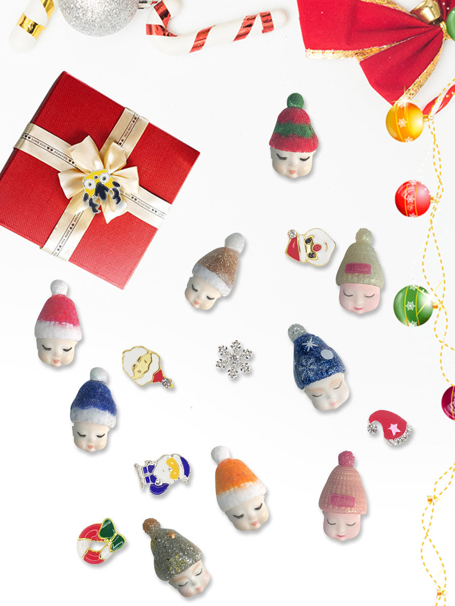 Christmas changeable ornaments