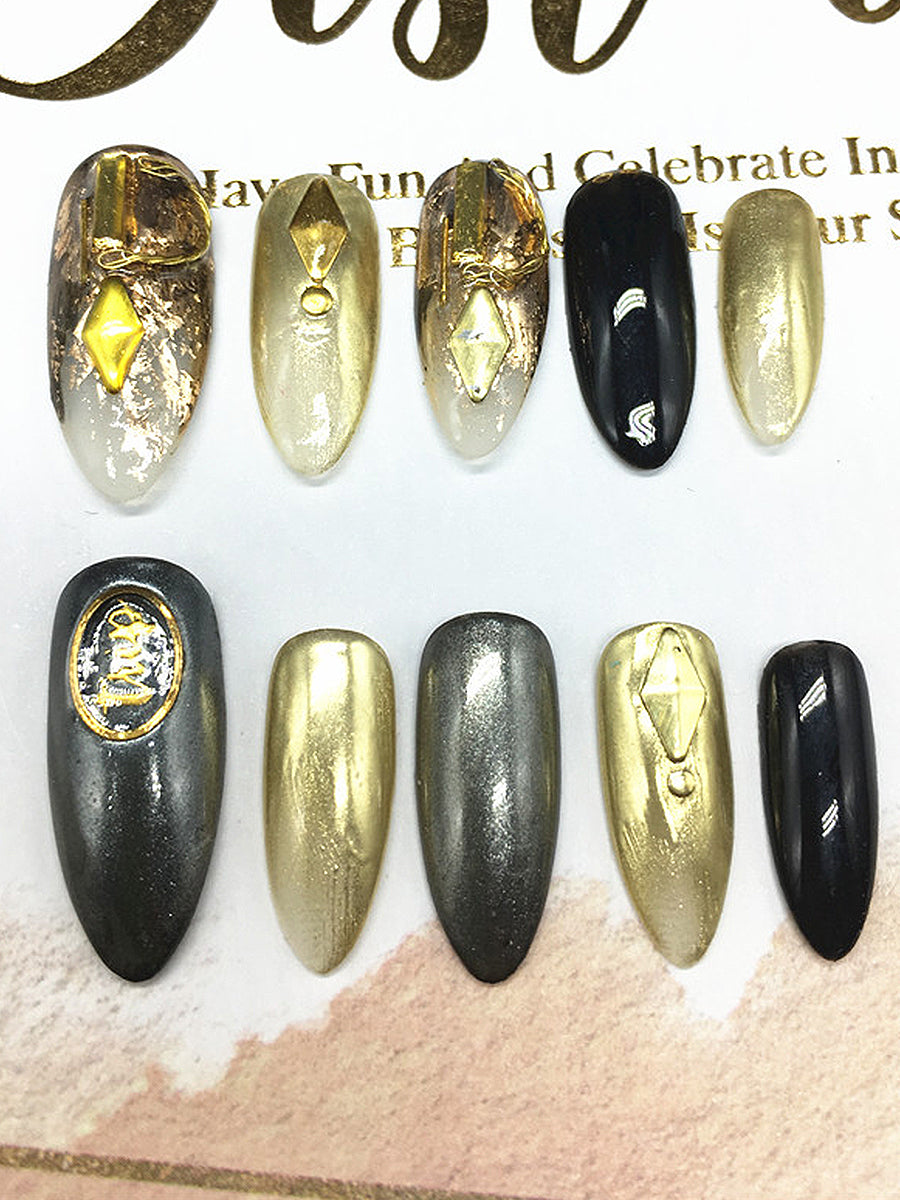 beauty and salon nail art fake nails