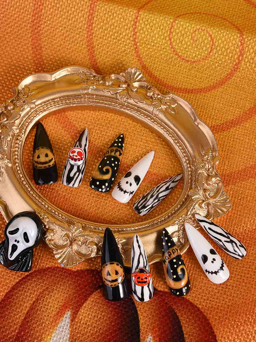 best halloween nails