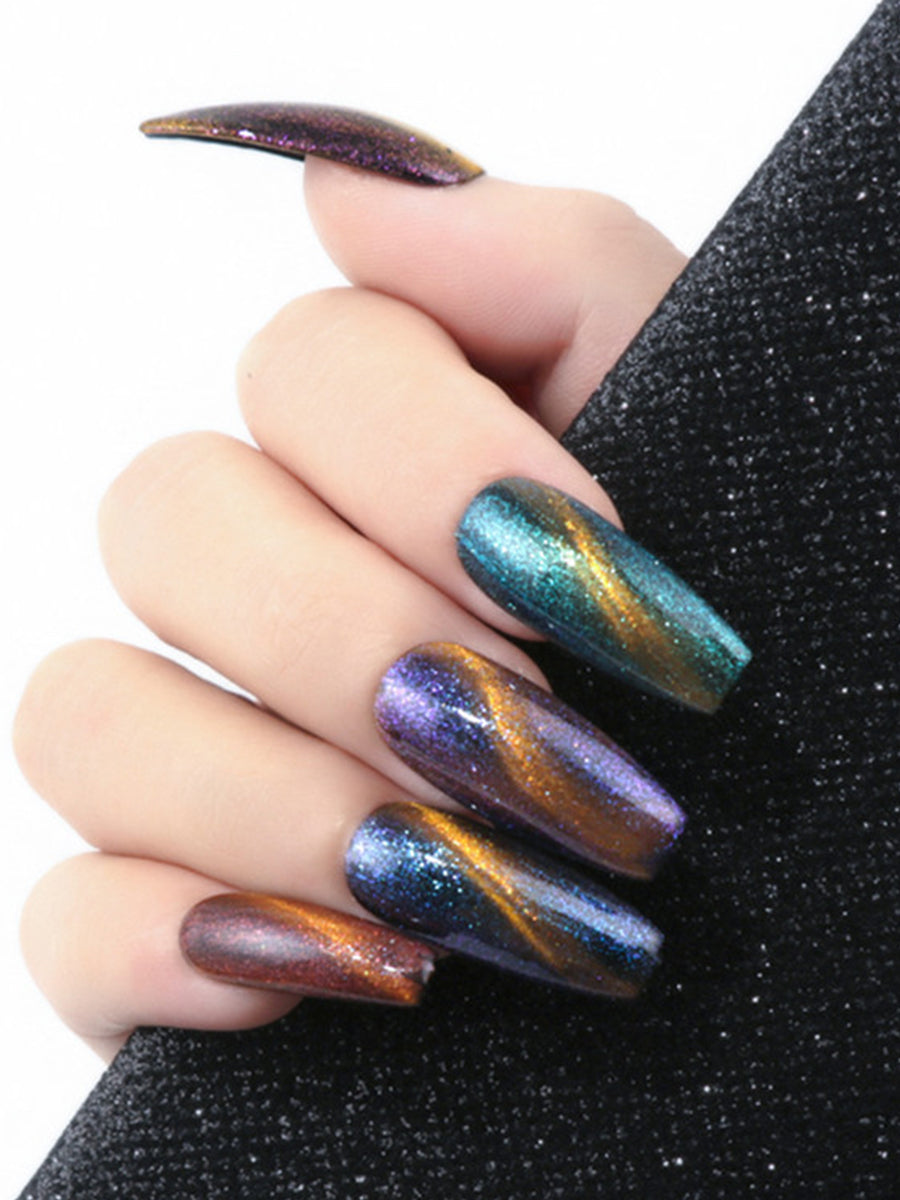 cat eye magnetic nail polish