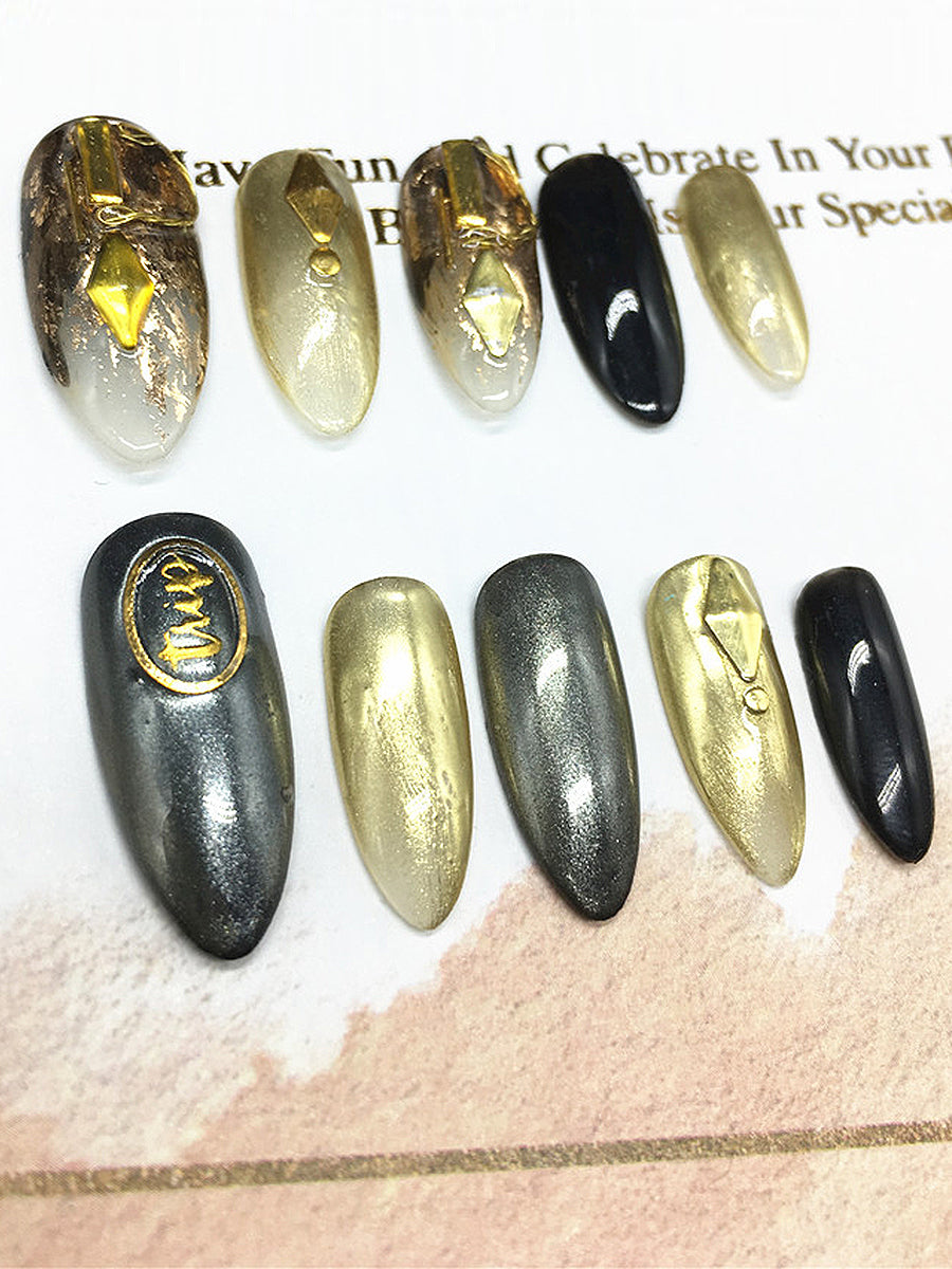 custom false nails