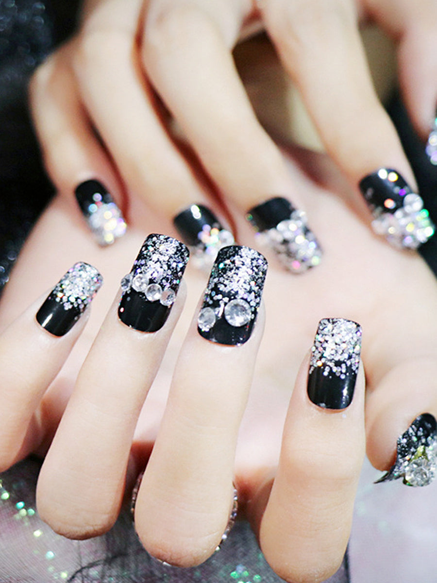 gel nail decorations