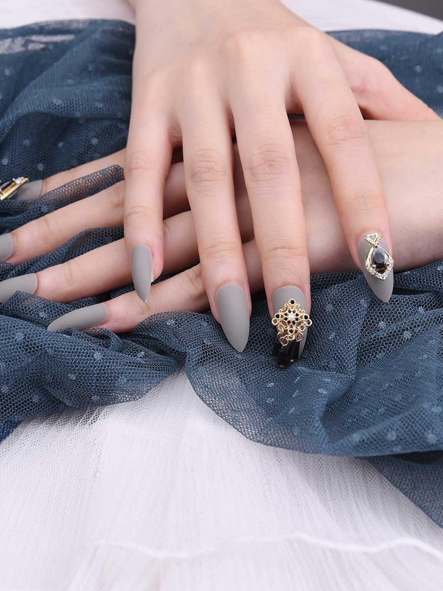 luxury press on nails wholesale