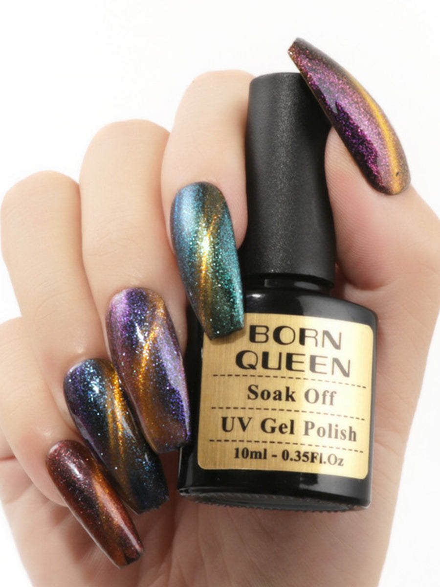 magnetic uv gel nail polish
