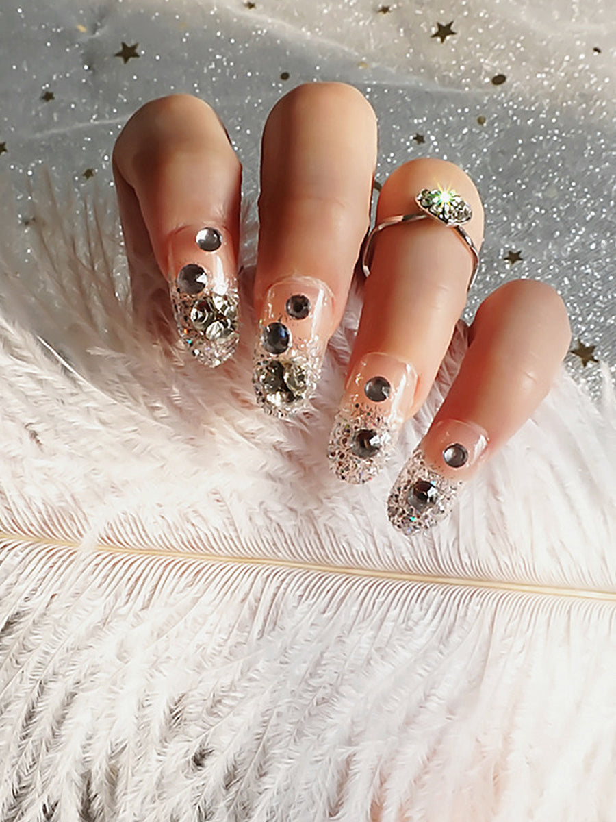 mother of the bride nails