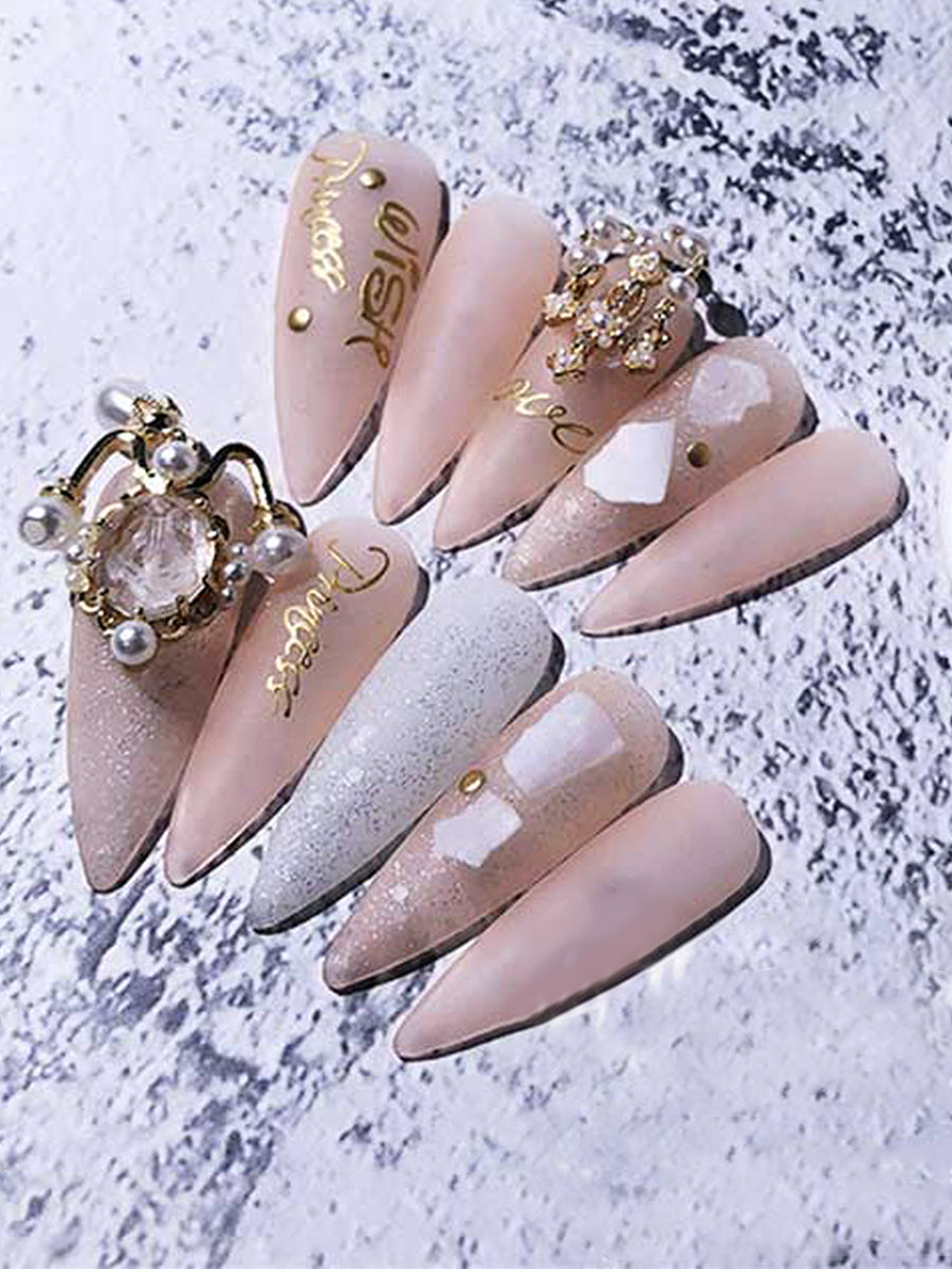 press on nail designs
