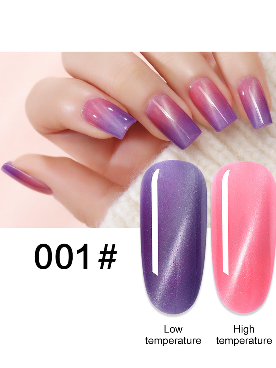 temperature gel nail polish