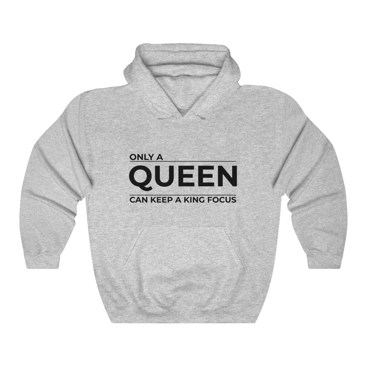 Wonderful Hoodies King and Queen