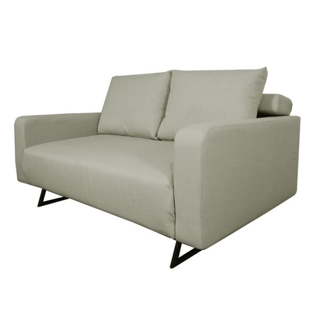 Aikin Sofa Bed, Ash (2.5 Seater) - Home And Style