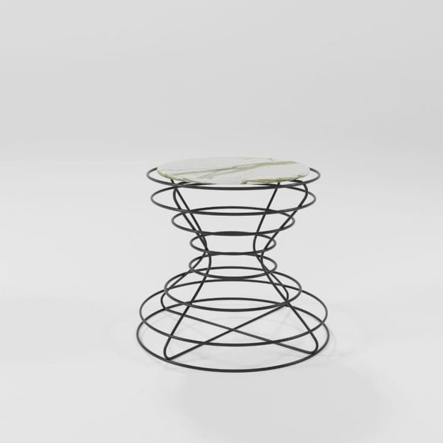 AS IS Clessidra Side Table by Barel