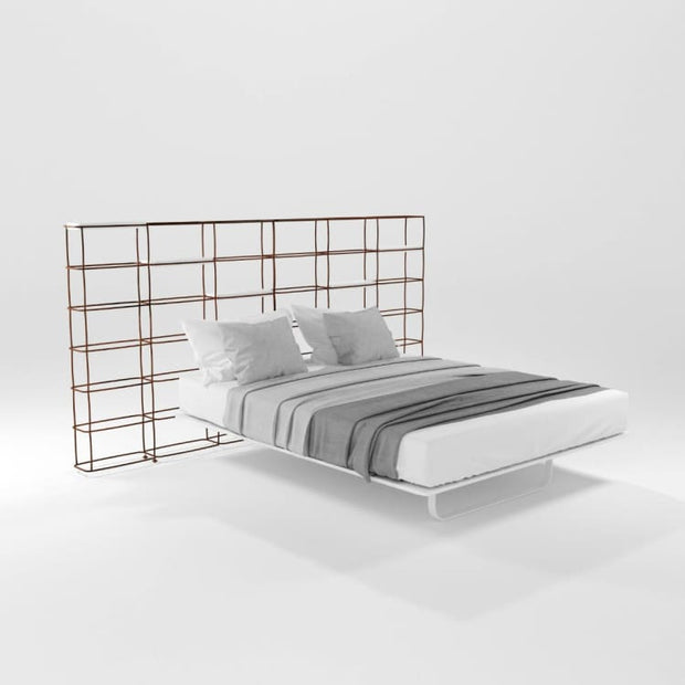 AS IS Rettangolo Bedframe by Barel