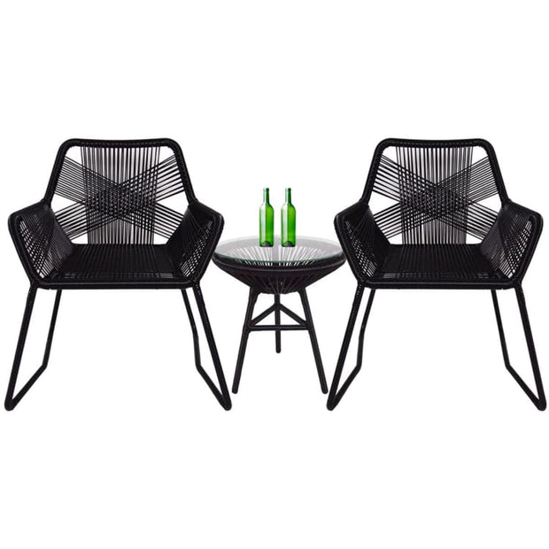 Bay Patio Set by Arena Living - Home And Style