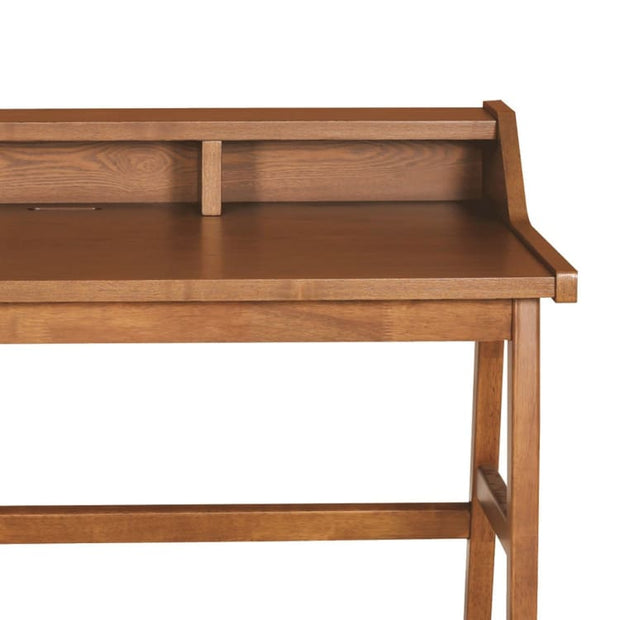Cairo Study Table Cocoa Colour - Home And Style