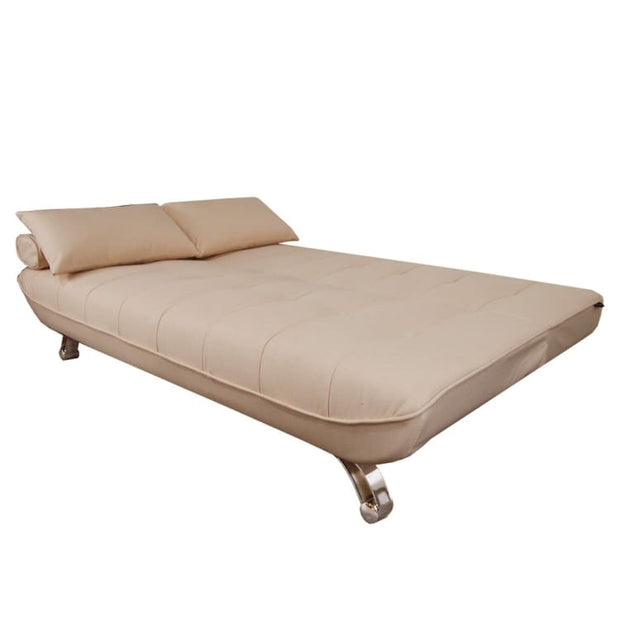 Clifford Sofa Bed, Beige - Home And Style