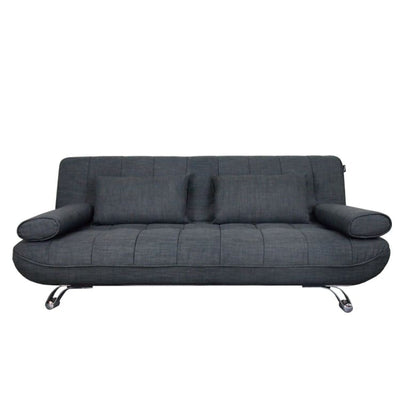 Clifford Sofa Bed, Grey - Home And Style