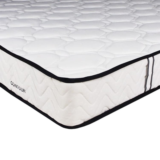 Contour Bonnell Spring Queen Size Mattress - Home And Style