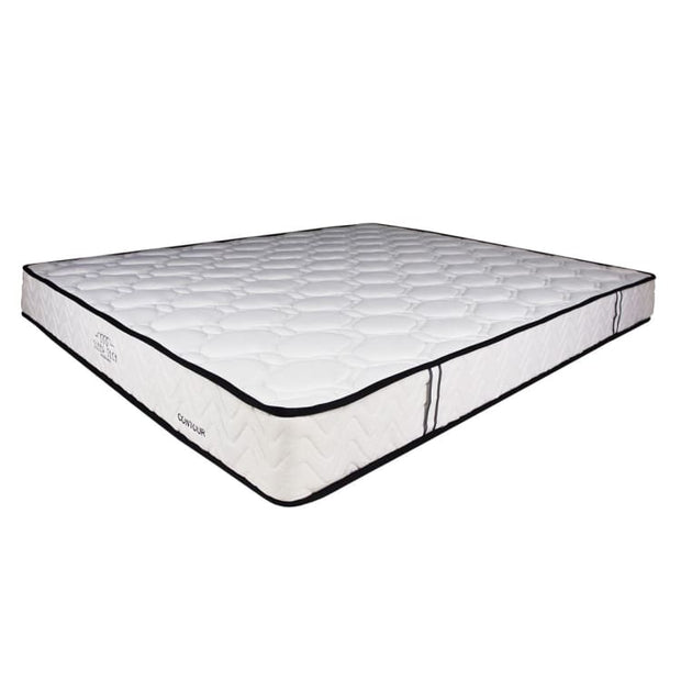Contour Bonnell Spring Single Size Mattress - Home And Style