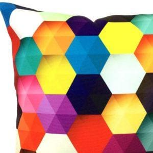 Cushion Kaleidoscope (Open Box) - Home And Style