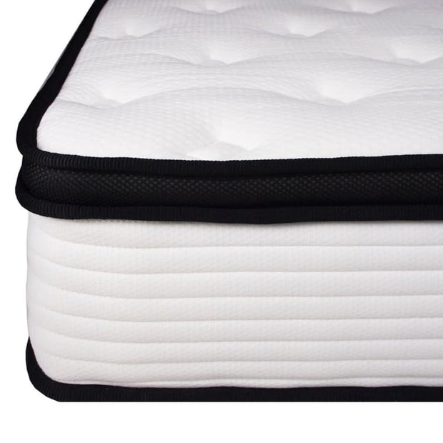 Elite Plush Pocketed Queen Size Mattress - Home And Style