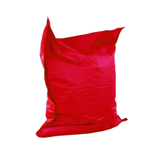 Giant Pillow Bean Bag Red (Open Box) - Home And Style