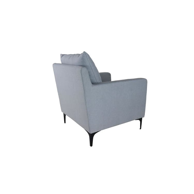 Hayley Armchair Light Grey